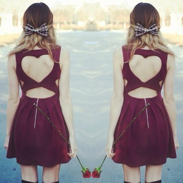 dress open back dresses open back red dress heart red beautiful beautiful red dress dress cool sweet amazing flawless dream noah new york city