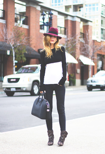 sweater tank top bag shoes