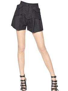 SHORTS - DSQUARED -  LUISAVIAROMA.COM - WOMEN'S CLOTHING - SPRING SUMMER 2014