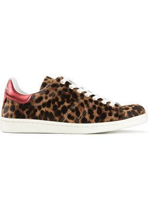 Isabel marant baskets léopard
