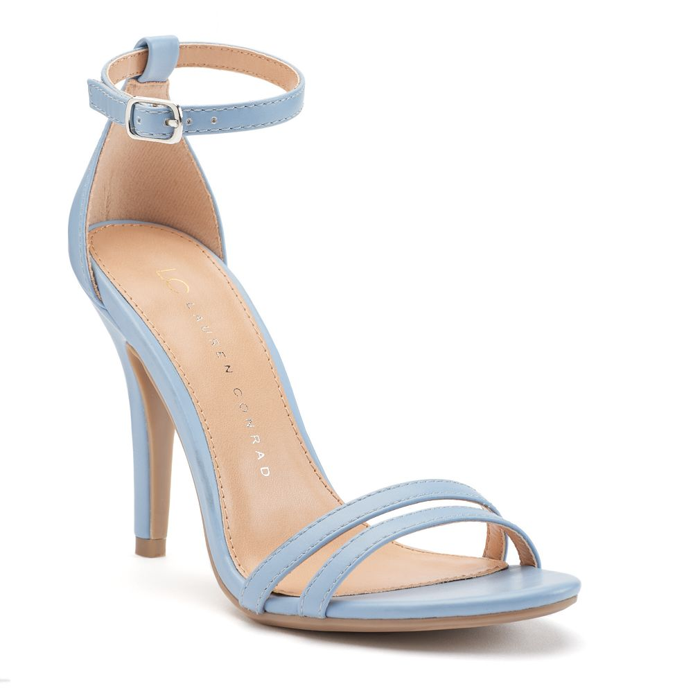 LC Lauren Conrad Runway Collection Ankle Strap Women's ...