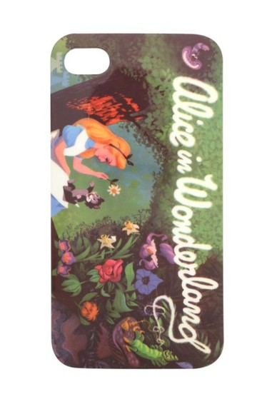 alice in wonderland jewels phonecase iphone vintage deadly in love