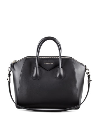 Givenchy antigona satchel bag, medium