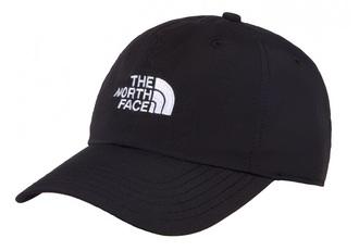 hat black cap north face black black and white white