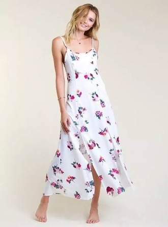 dress print dress strapless dress