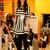 Stripe Latern Dress | Choies