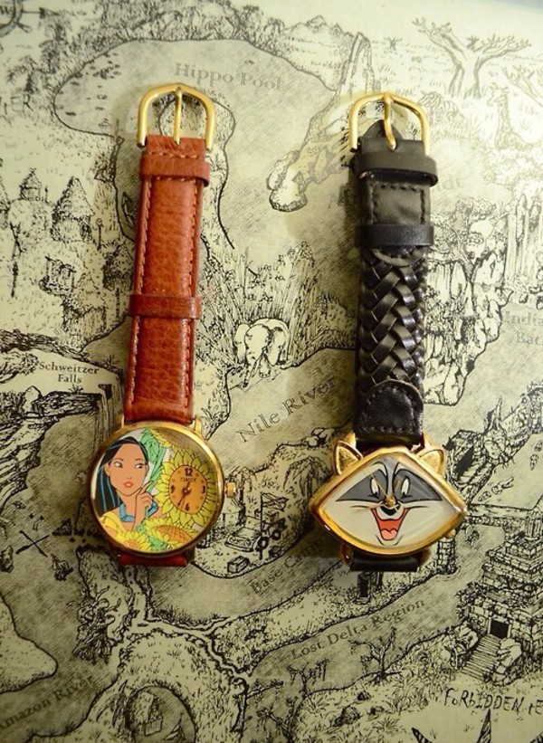 jewels watch jewelry bracelets disney vintage vintage watch watch disney