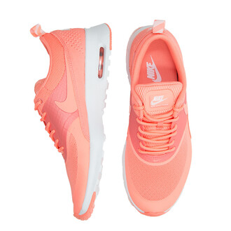 shoes nike air max thea atomic pink pastel sneakers nike air
