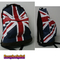 Women men fashion school book campus bag backpack uk flag pattern dark blue gift | ebay