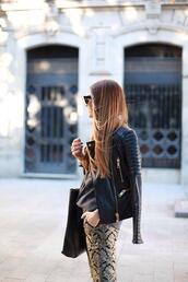 jacket,leather,leather jacket,biker jacket,colthes