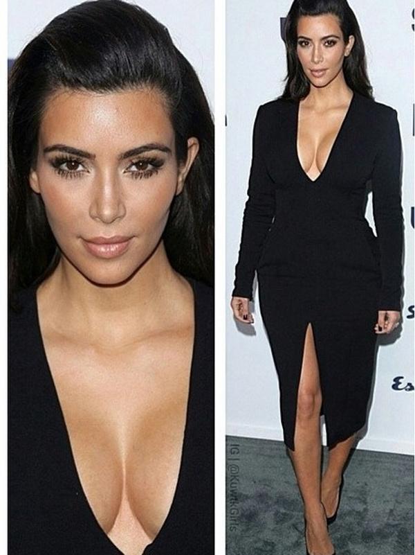 Cheap Long Sleeve Evening Dress - Discount Red Carpet Celebrity Evening Dresses Deep V Neck Online with $94.25/Piece   DHgate