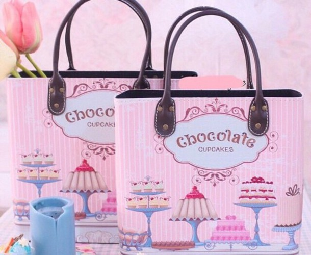 bag chocolate cute