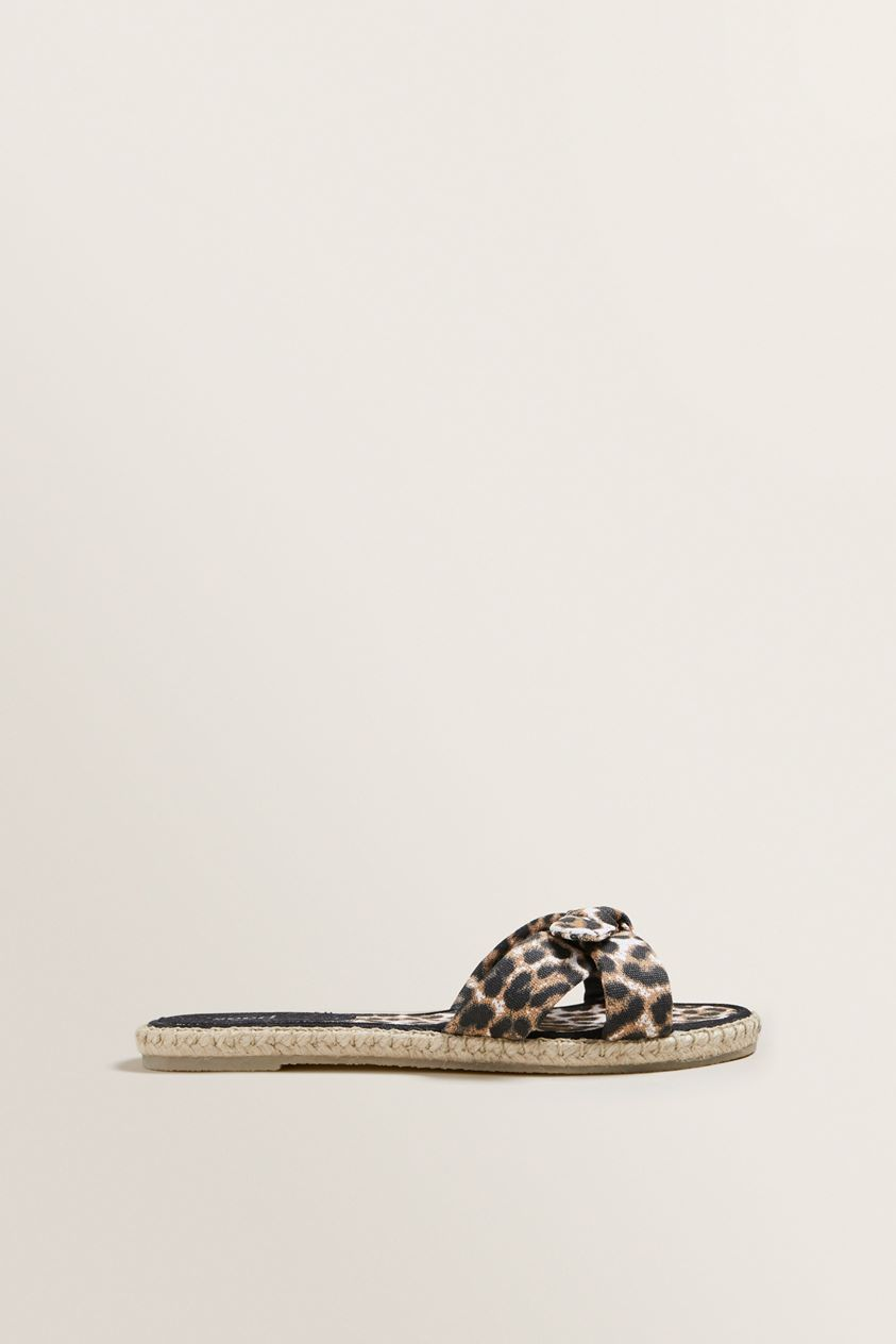 Milly Bow Espadrille