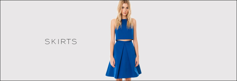 Skirts | Shop | Tibi