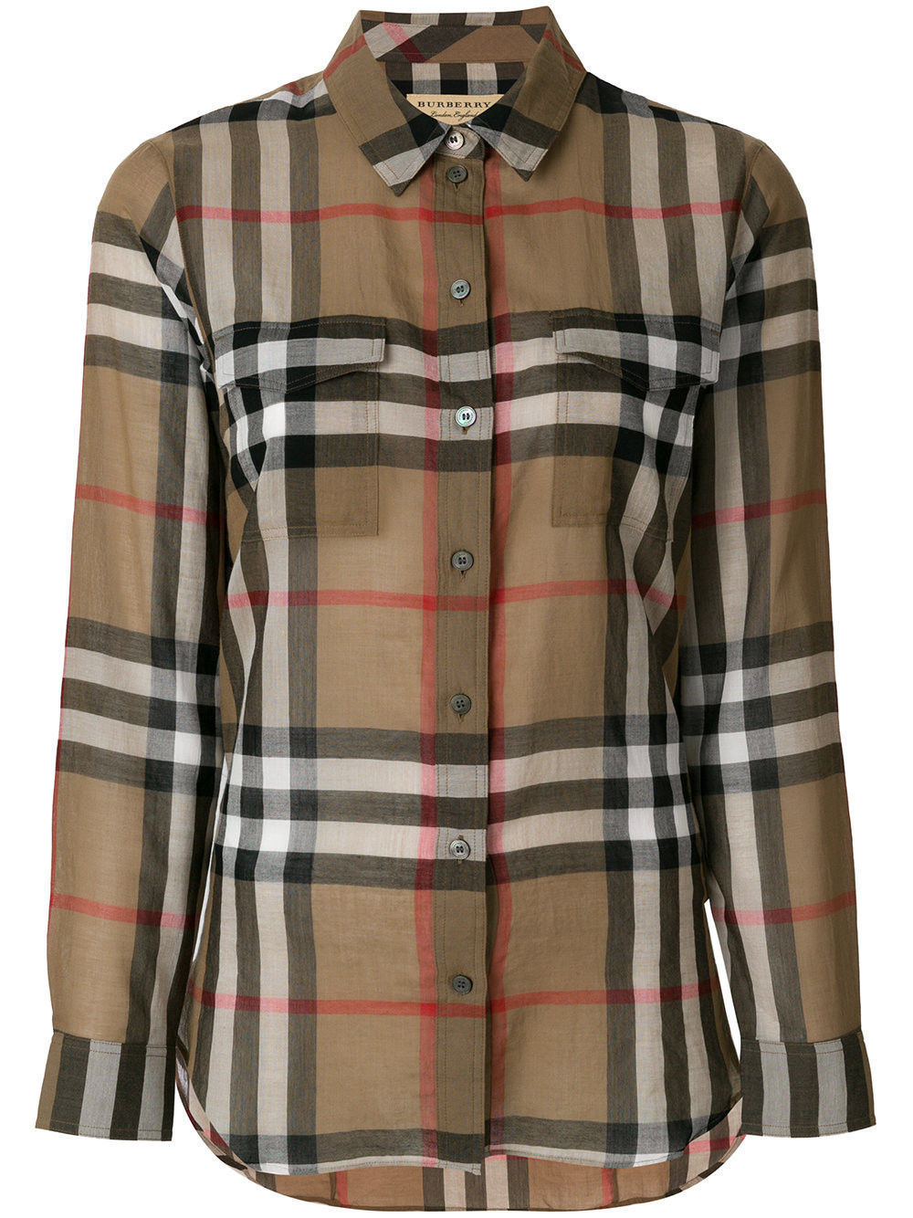 Shirts for Women  Burberry United Kingdom