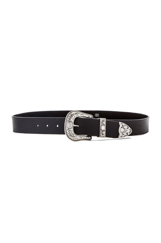 B-Low the Belt Frank Hip Belt in black