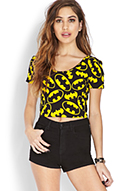 Batman Crop Top | FOREVER21 - 2000124781