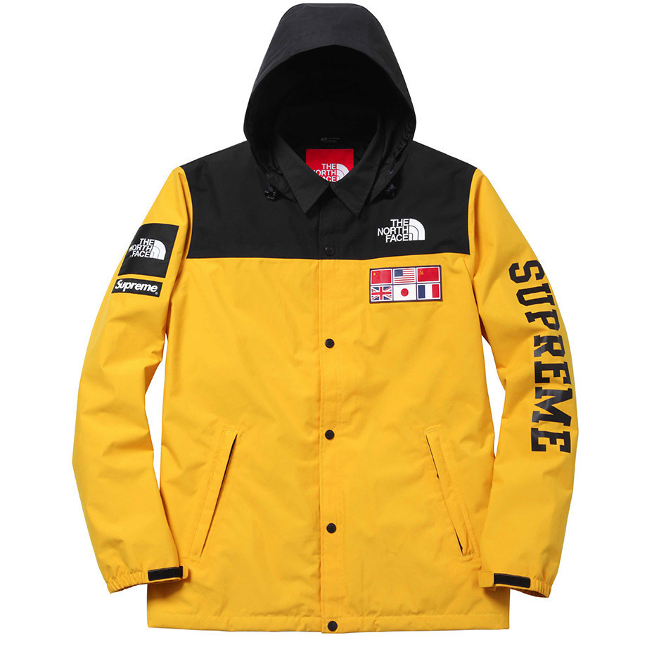 Supreme x tnf expedition jacket