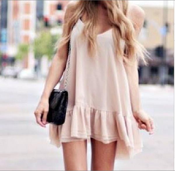 dress dropwaist dress