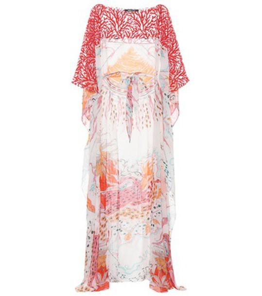 Roberto Cavalli dress silk dress silk