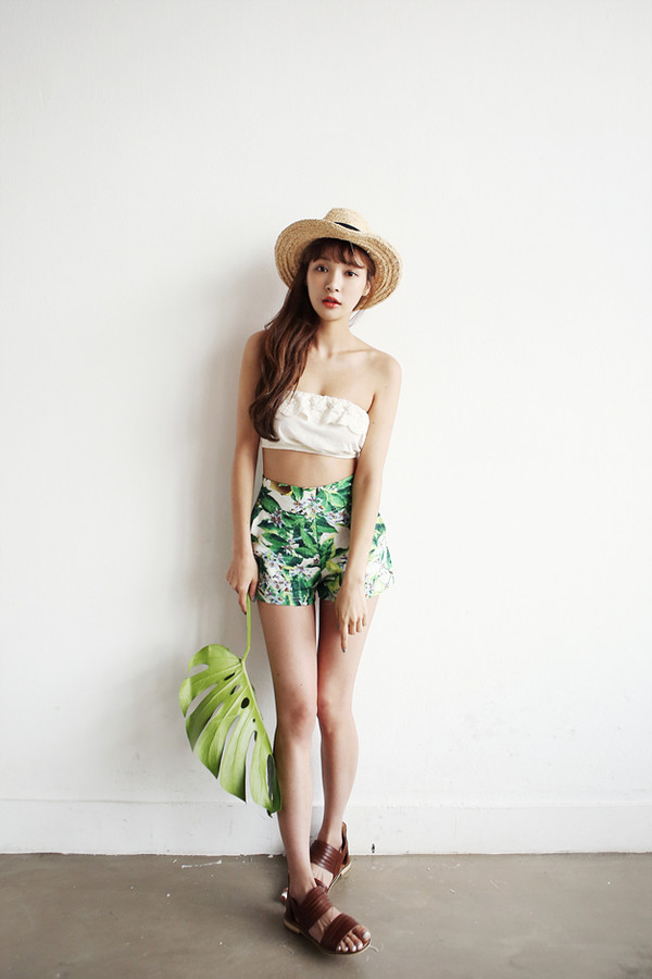 top summer top korean fashion
