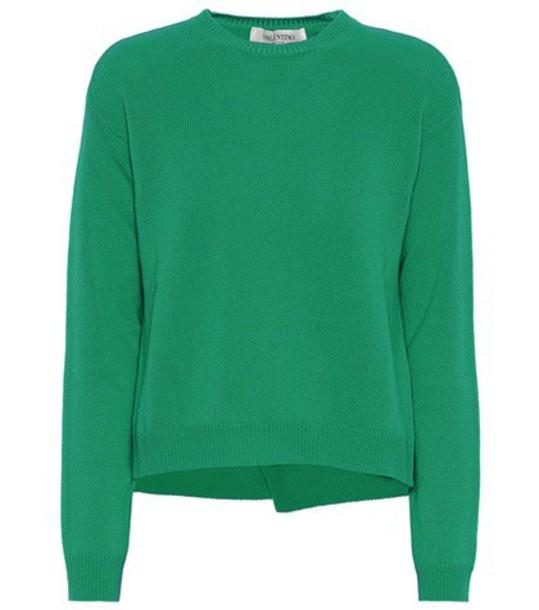 Valentino sweater green