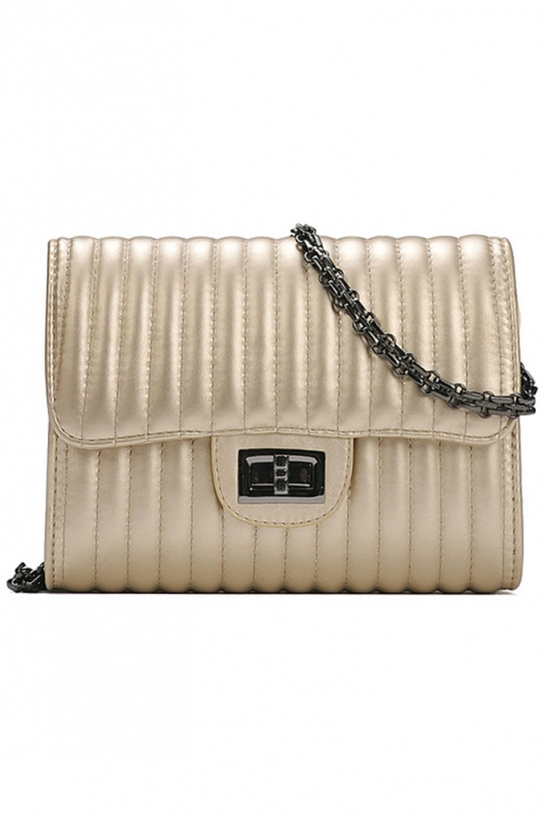 Fashion Solid Crossbody Bag - OASAP.com
