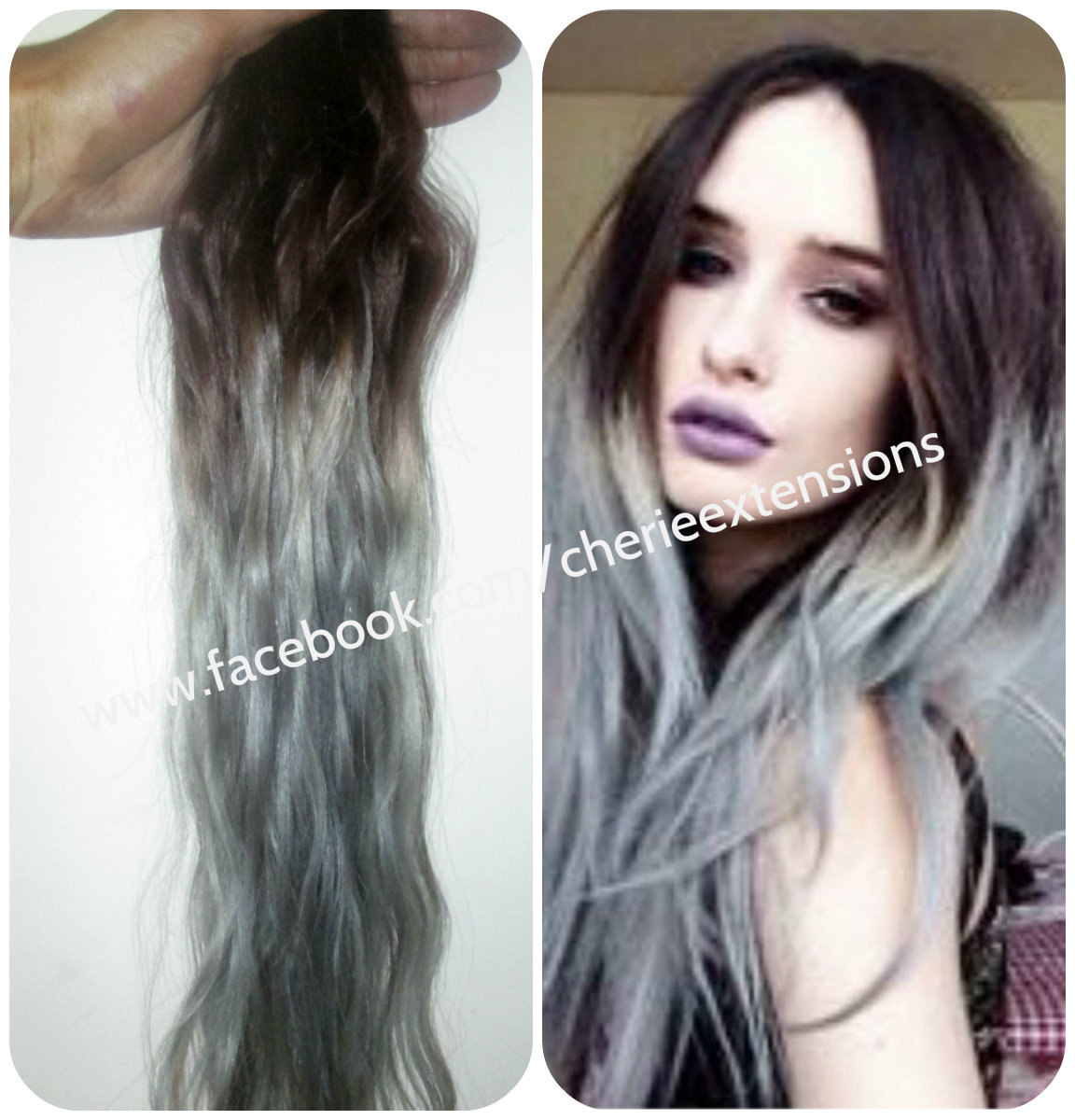 Where Can I Buy Dip Dye Extensions 103