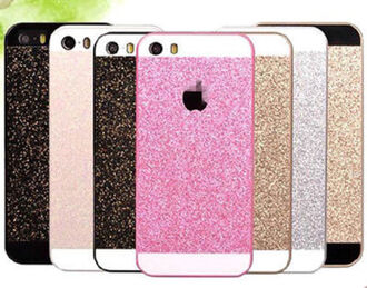 phone cover iphone 5c iphone case iphone cover glitter sparkle iphone