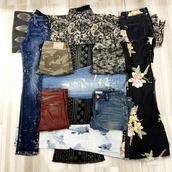 jeans,leggings,shorts,style,patterns blue multicolor maxi long aztec,pattern,patternshorts,hippie,indie,grunge