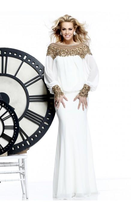 Tarik Ediz 92267 Dress - MackTak.com