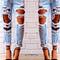 Talia tattered jeans – dream closet couture