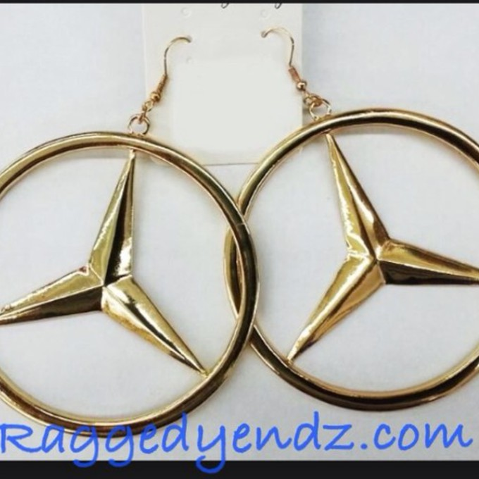 The best of big love wheretoget for Mercedes benz earrings