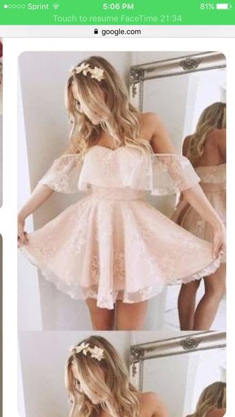 dress hoco dress