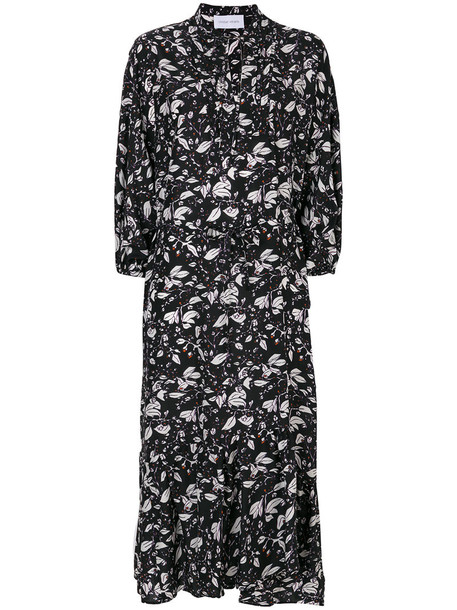 Christian Wijnants dress women tea print silk
