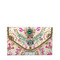 Buy accessorize multi coloured digi gem clutch - 395 - accessories for women