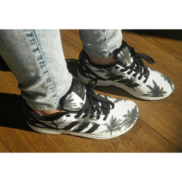 shoes adidas flux