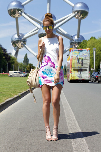 from brussels with love blogger dress shoes bag sunglasses jewels