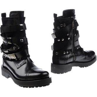 shoes black combat boots black combat boots