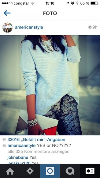 sweater trousers where to get these sweater? light blue