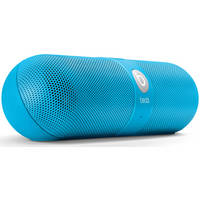 Beats by Dr. Dre pill Portable Speaker (Neon Blue) 900-00137-01