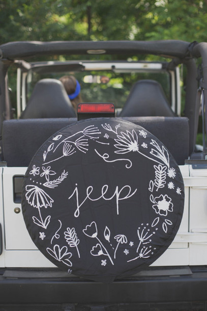home accessory jeep back wheel cover wrangler car accessories