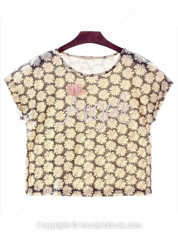 top crop tops crop tops floral tank top floral handpicklook.com floral shirt