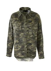 Sirenlondon — vintage camouflage jacket