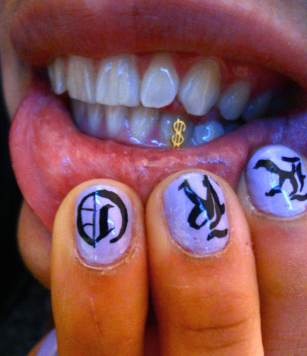 jewels dollar sign teeth jewel grillz gold teeth teeth candy