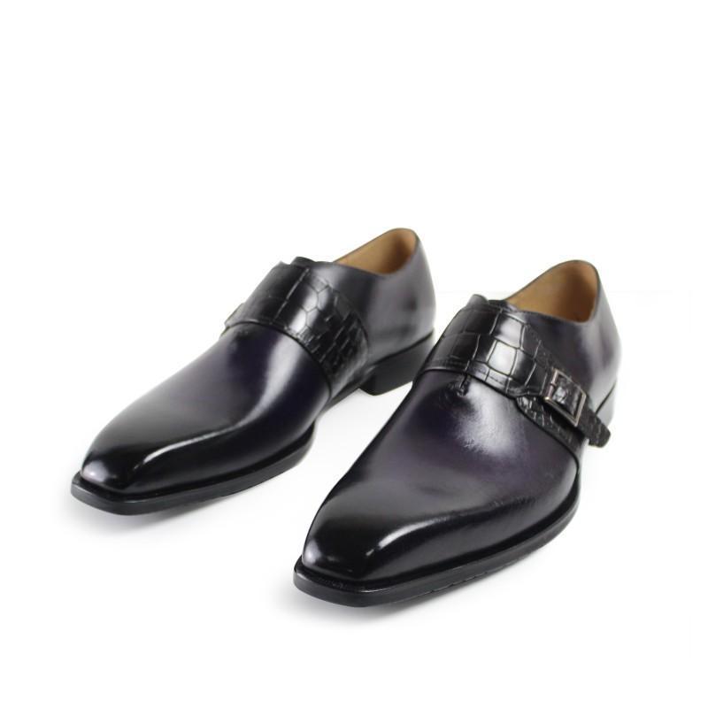 Shoes - Croco closure