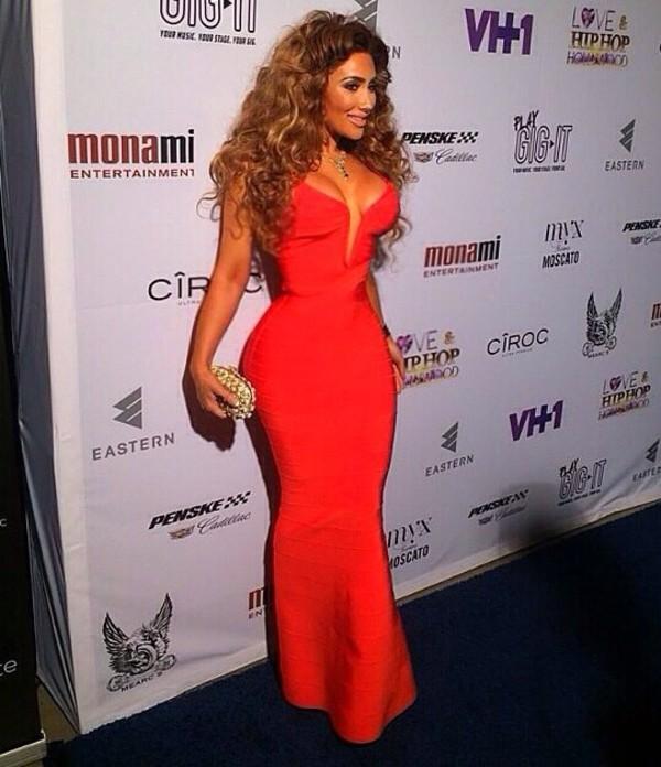 maxi dress red dress bandage dress maxibandagedress redbandagedress