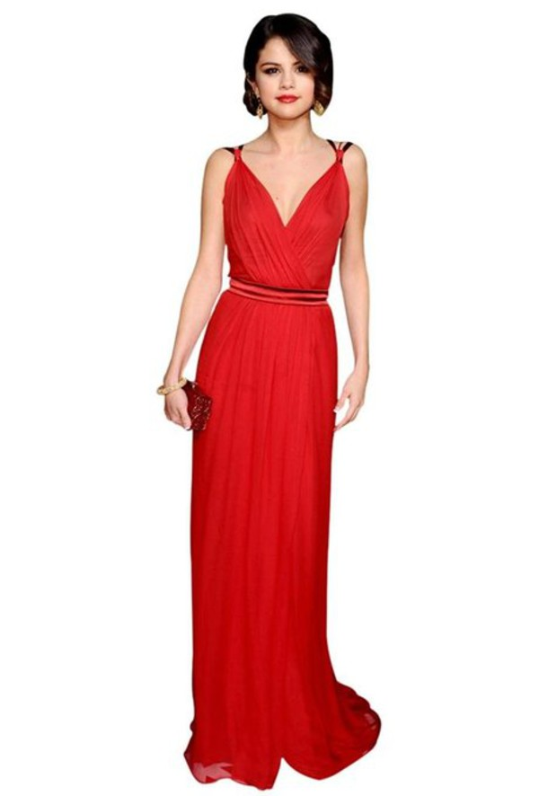 evening outfits long chiffon evening dress party dress red evening dresses formal dress cocktail dress