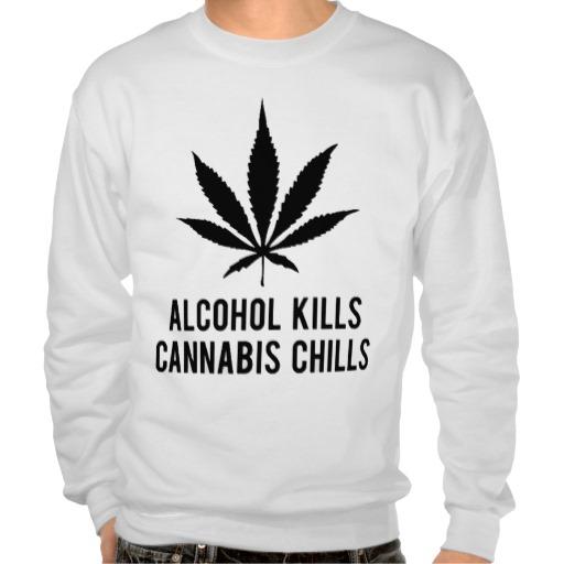 alcohol kills