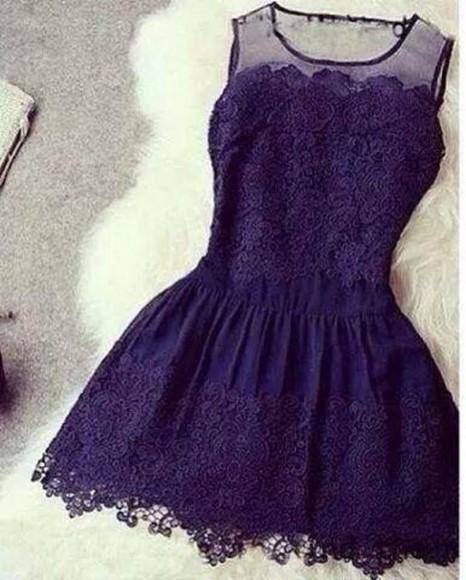 dress summer dress sundress blue dress blue black little black dress lace dress